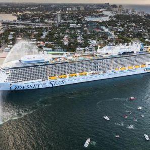 Surto de Covid-19 adia estreia do Odyssey of the Seas