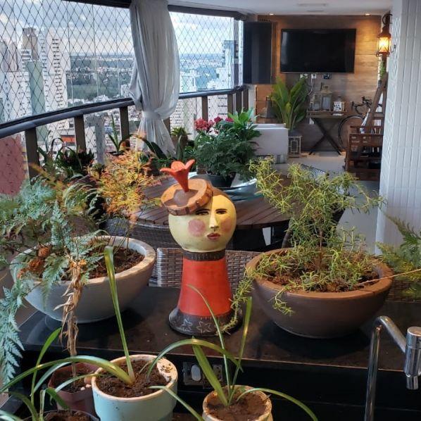 Áreas verdes reconectam moradores de apartamentos com a natureza