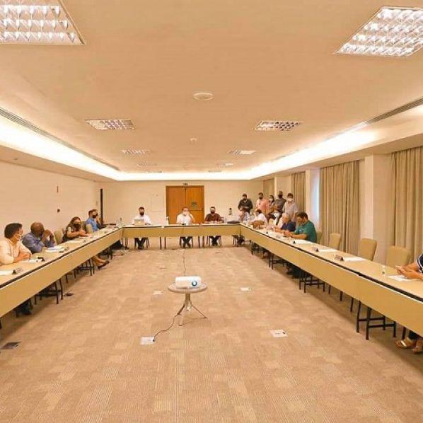 Setur João Pessoa coordena reunião do Conselho Municipal de Turismo e destaca reordenamento da orla marítima