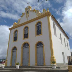 Secretaria de Turismo de Areia  divulga os novos horários de visitas a Igreja do Rosário
