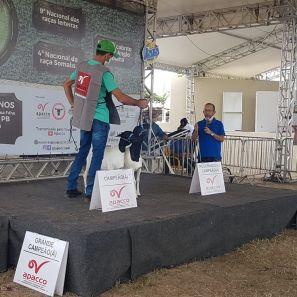 PBTur divulga o Destino Paraíba na Expo Apacco, maior feira de caprinos e ovinos da América Latina
